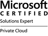 MCSE Private Cloud certificering