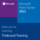 Firebrand Training Nordic A/S - Årets Learning Partner